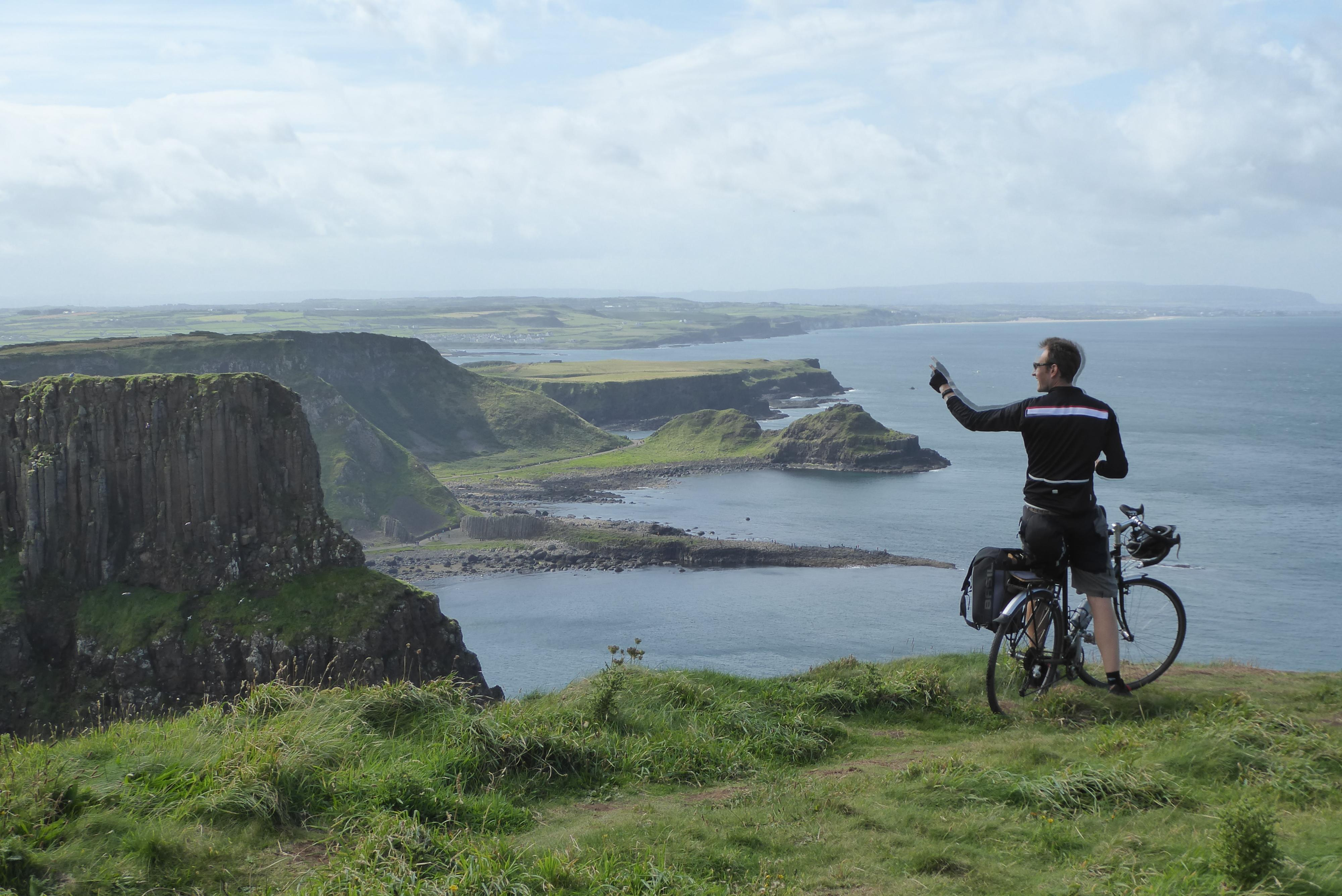 Cycling across the British Isles